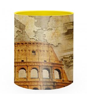 Tazza di ceramica Colosseo Romano