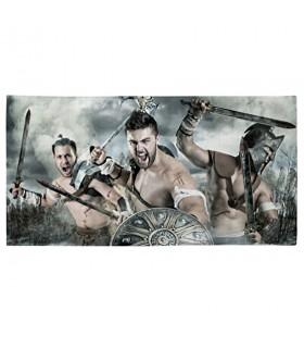 Telo da bagno combattimento degli Spartani (varie misure)