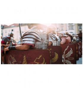 Telo da bagno la formazione di una Legione Romana (varie misure)