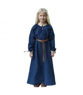 Abito viking blue Ana, ragazza
