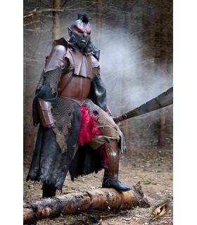 Metallizzato armatura, pieno di Orchi, Tassi