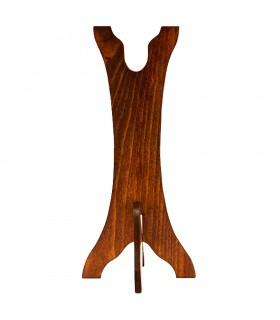 Tavolo in legno di fucile