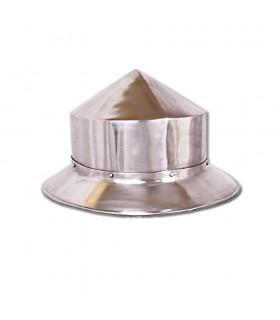 Medievale casco Bollitore, S. XIII