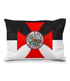 Cuscino Rettangolare Cavalieri Templari