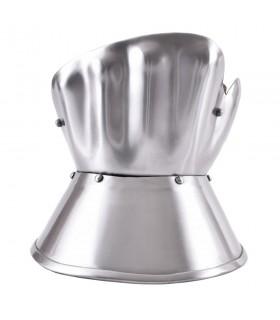 Protezioni in acciaio lucidato a mano