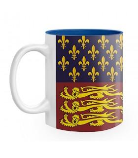 Tazza di ceramica Scudo Inghilterra Medievale, s. XIV-XV