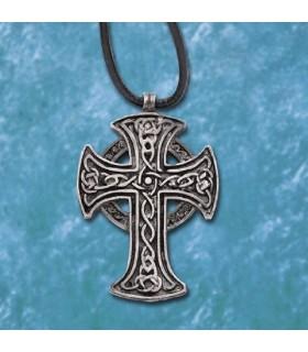 Ciondolo Croce Celtica Alto Medioevo