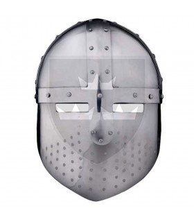 Cap Medievale Spangenhelm, s. XII-XIII