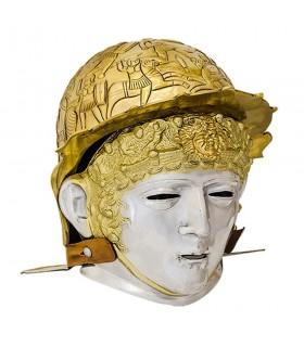 Casco Cavalleria Romano Di Ribchester