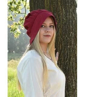 Cofano Medievale Donne con pieghe, vari colori
