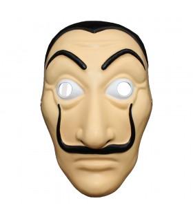 Maschera di Salvador Dali, La Casa di Carta