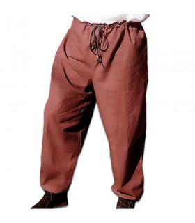 Pantaloni medievale con cavo