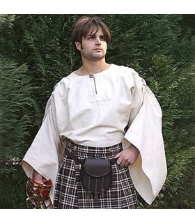 Camicia ampia Highlands