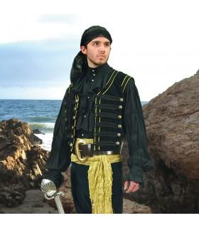 Giubbotto Pirata in velluto