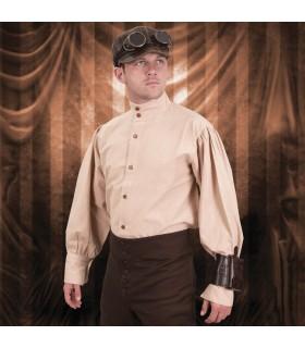 Camicia Ingegnere SteamPunk, cotone