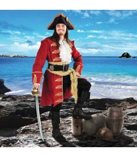 Cappotto del Capitano Morgan, in velluto