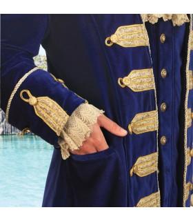 Cappotto pirata Costa dei Barbari