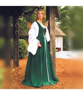 Abito medievale bella Fanciulla