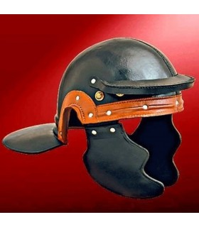 Casco in pelle Soldato Romano