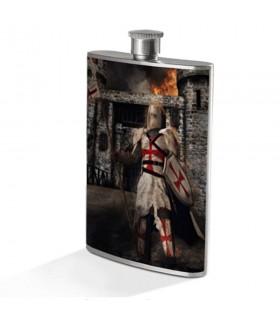 Nuovo Guardiano dei Templari in Acciaio Inox