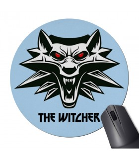 Tappetino Per Mouse Mouse Round The Witcher