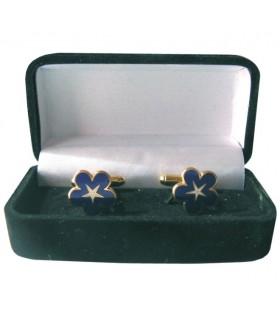 Gemelli Massonici Miosota con il Personale con il gioielliere