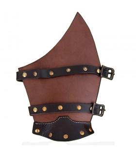 Bracciali cinturini in pelle per LARP, coppia