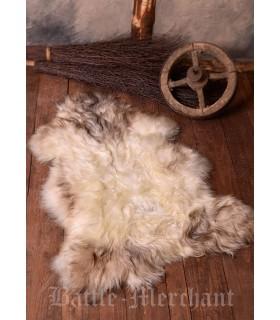Pelle di pecora nordic light colore, 110 cm.