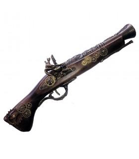 Pistola archibugio flint, SteamPunk III