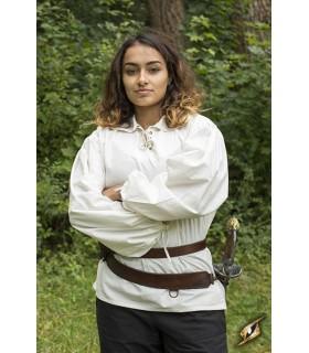 Cintura medievale doppio con tahalí