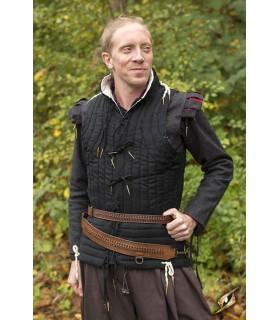 Cintura medievale intrecciato con tahalí