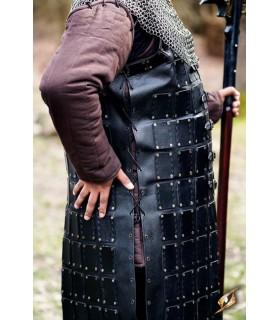 Brigantina medievale di pelle lungo