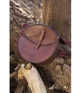 Borsa medievale rotondo con cinturino