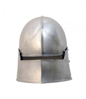 Sallet Witton Le Wear, s. XV