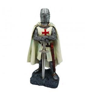 Miniatura cavaliere Templare con spada