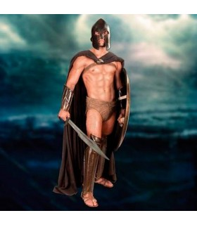 Grebas di Spartan, finitura bronzo