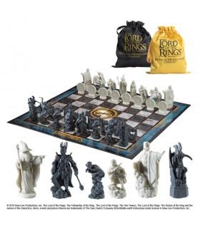 Battaglia di scacchi della Terra Mediela, il Signore degli Anelli