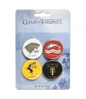 Serie B 4 Pin saga di Game of Thrones