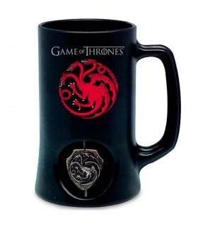 Brocca nero, della casa Targaryen di Game of Thrones