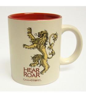 Vaso in Ceramica di casa Lannister di Game of Thrones, 2 colori