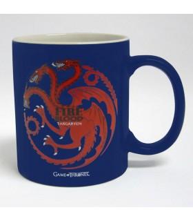 Vaso in Ceramica di casa Targaryen di Game of Thrones, 2 colori