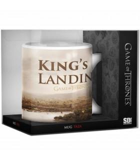 Brocca in Ceramica di Approdo del Re da Game of Thrones