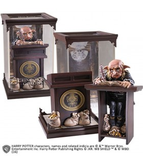 Figura Gnome Grigotts, saga di Harry Potter