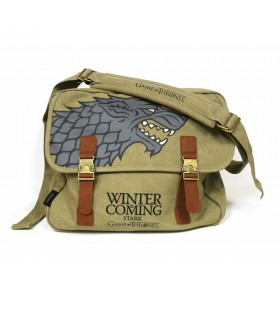 Borsa di tela di tela Stark di Game of Thrones - a Game of Thrones