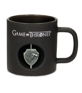Coppa di Cristallo nero Stark di Game of Thrones