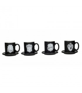 Set di 4 Mini Tazas Cafe di Harry Potter
