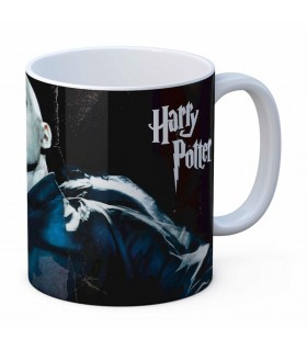 Tazza in Ceramica Voldemort di Harry Potter