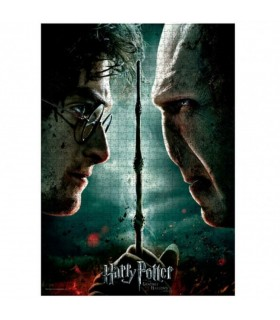 Puzzle di 1000 pezzi di Harry Vs Voldemort di Harry Potter