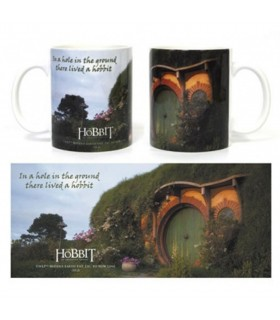 Tazza di ceramica Lo Hobbit Hobbitton