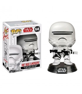 Funko POP! Primo Ordine Flametrooper Episodio VIII-L'Ultimo Jedi - Star Wars